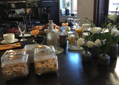 Au coeur de Lille breakfast