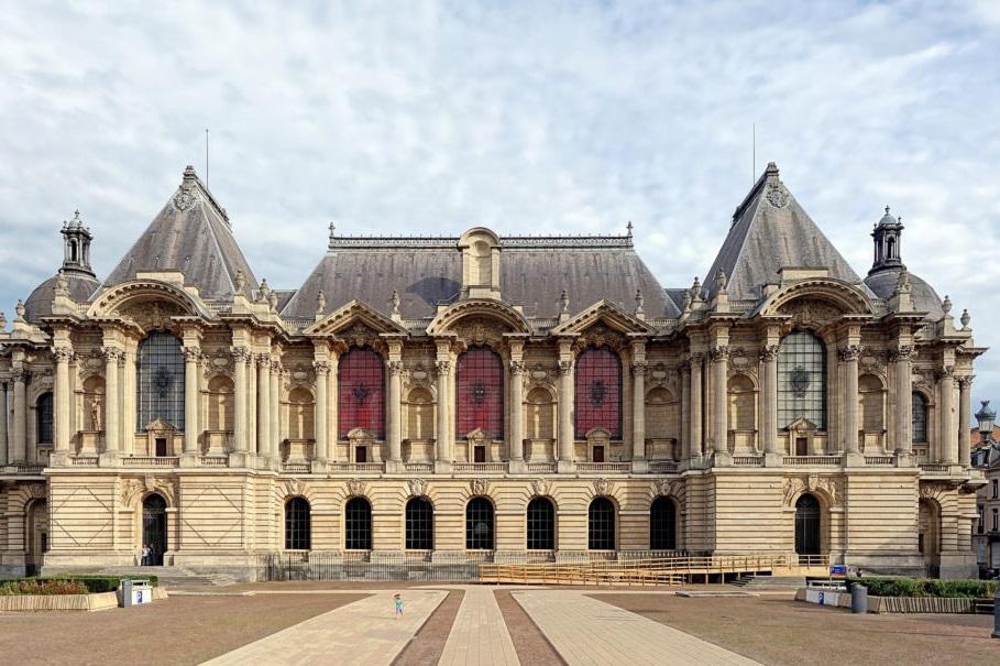 Beaux Arts palace