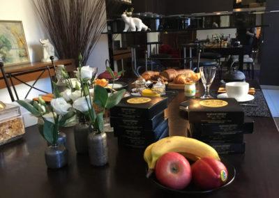 Petit déjeuner au cœur de Lille